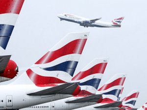 British Airways kabini greve gidiyor