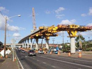 Honolulu'da ilk metro hattının temeli atıldı