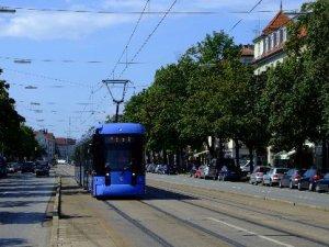 Münih tramvay ağı büyüyor
