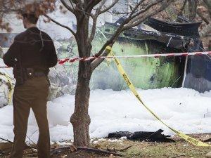 Seul'de küçük bir uçak düştü: 2 ölü