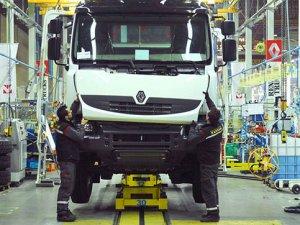 Otomotiv devi üretimi durdurdu