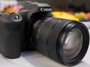 Canon EOS 80D tanıtıldı