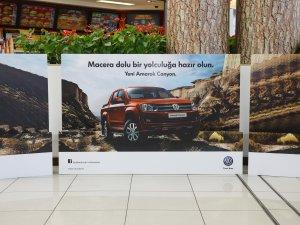 Volkswagen Ticari Araç'a  Mükemmellik Ödülü