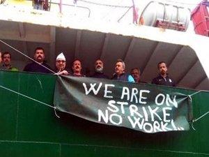 45 yıllık denizcilik şirketi iflas etti