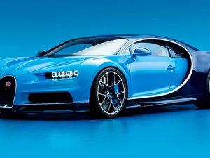 Bugatti Chiron: 2.4 milyon Euro'luk yeni efsane