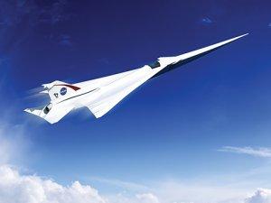 NASA sesten hızlı ve düşük gürültülü yolcu uçağı geliştirecek