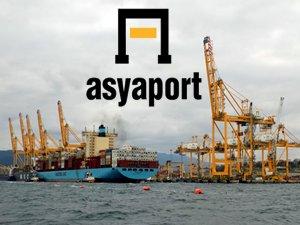 Asyaport Limanı, lojistik kavşak olma özeliğine sahip