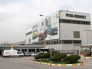 Renault'ta üretim yeniden başladı