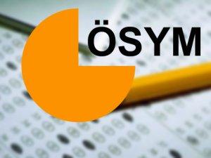 ÖSYM Uzman Yardımcılığı Giriş Sınavı sonuçları açıklandı