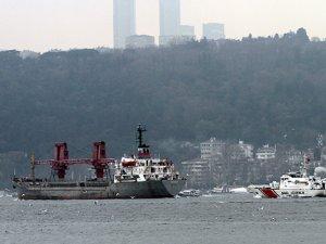 Rusya'nın sivil gemilerine de sıkı takip