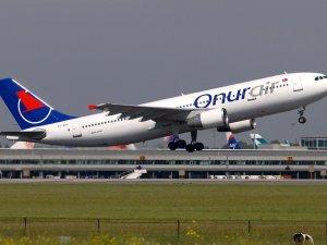 Onur Air Almanya'da Münih'e başlıyor