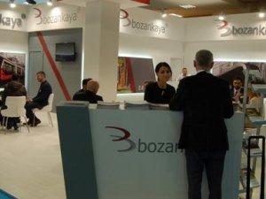 Bozankaya, Eurasia Rail'de yerli üretime dikkat çekti