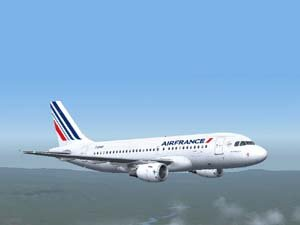 Air France uçağında 'kaçak bebek' bulundu