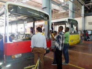 İETT'den Afrika'ya otobüs ve eğitim desteği