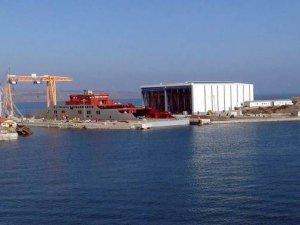Türkiye'nin en büyük feribotu sefere hazırlanıyor