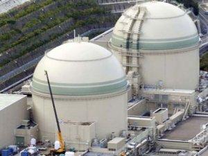 Joponya'da 2 nükleer reaktör kapatıldı!