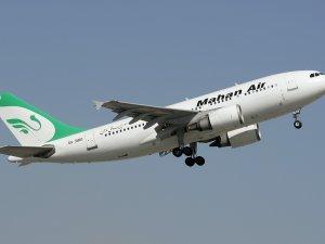 Mahan Air uçağı İstanbul'a acil indi