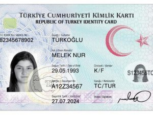 Çipli kimlik kartlarına geçiş başlıyor