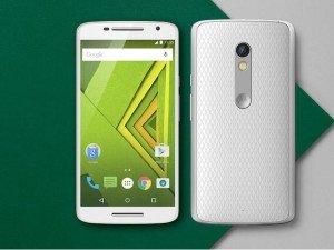 Şarjı en çok dayanan telefon: Motorola Moto X Play Dual SIM