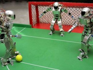 Robot Olimpiyatları resmileşti