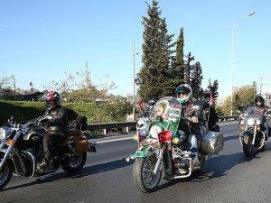 İstanbullu motosikleti sevdi