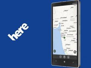 Here Maps, Windows 10 Mobile desteğini sonlandırıyor