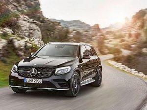 Mercedes Yeni AMG SUV'unu Tanıttı.