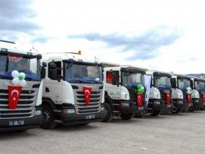 Bolu Belediyesi, Scania ile sahaya çıkıyor