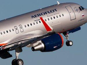 Aeroflot Brüksel'i iptal etti