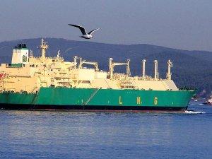 Türkiye ABD'den ilk kez doğalgaz ithal etti