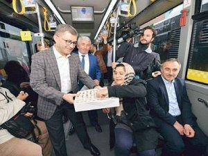 Üsküdar Belediyesi ve İETT yeni hat için anlaştı