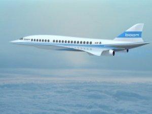 Süpersonik yolcu uçağı projesine büyük destek!