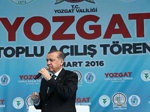 Yozgat'a hızlı tren ve havaalanı müjdesi