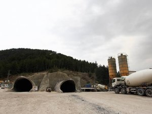 Ilgaz Tüneli İç Anadolu'yu Batı Karadeniz'e bağlayacak