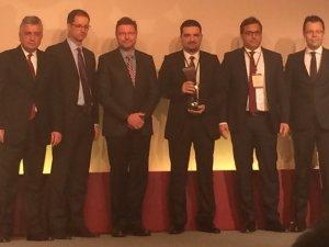 Tofaş'tan Ekol'e Hizmet Performans Ödülü