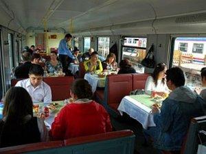 TCDD kaldırdığı yemekli vagonları yeniden işletmeye başladı