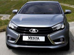 Lada Vesta ne zaman geliyor?