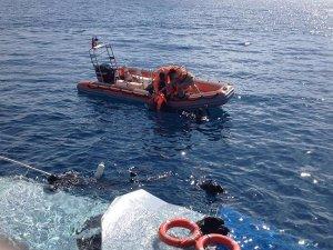 Ege Denizi'nde 54 sığınmacı kurtarıldı