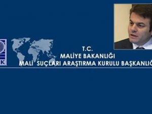 MASAK başkanlığına Osman Dereli atandı