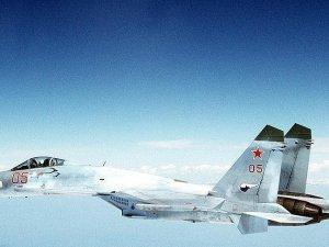 Rus savaş uçağı Estonya'nın hava sahasını ihlal etti