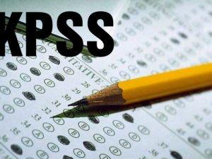 KPSS başvuruları yarın sona eriyor