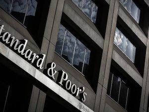 S&P Avro Bölgesi büyüme tahminini aşağı çekti