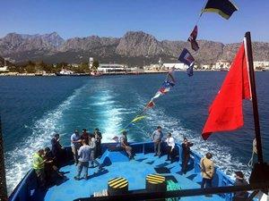 Port Akdeniz'de Kılavuzluk Römorkaj Hizmetleri Merkezi açıldı