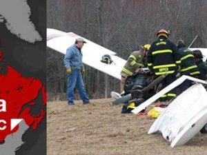 Eski Bakan uçak kazası kurbanı