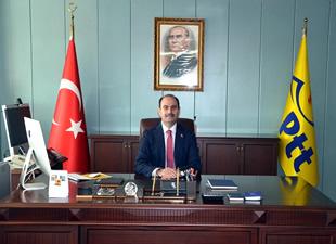 PTT A.Ş Yönetim Kurulu Başkanı Kenan Bozgeyik oldu