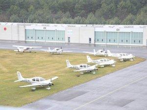 Bursa'da uçak fabrikası heyecanı