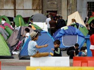 Pire Limanı'nda sığınmacıların yaşam savaşı