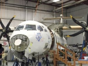 ABD'de casus uçak fiyaskosu