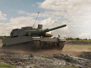 """Otokar'dan Altay Tankı için """"hazırız"""" mesajı"""