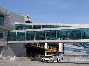 Atatürk Havalimanı'nda ek terminal için geri sayım